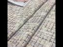 Французская плательно костюмная ткань шанель в бежевой гамме ⭐️ширина 155см ⭐️состав хлопок 48% п а 35% п э 17% ⭐️цена 1130
