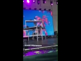 Liam Payne and Zedd performing Get Low at Nick Slime Fest in Chicago, 906