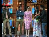 Saif, Riteish, Tamanna, Esha Gupta & Sajid Khan at the Promotion of Humshakal at Hasee House3