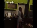 забыла где вилка😂 решили попробовать, крутая штука) теперь на кухню сгонять в радость 😉🌏