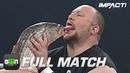 Team 3D vs Curry Man Shark Boy - Fish Market Street Fight: FULL MATCH | IMPACT Full Matches