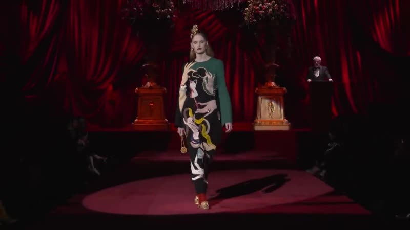 DolceGabbana Fall Winter 2019-20 Womens Fashion Show