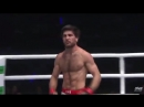 Marat Gafurov arm triangled to sleep Emilio Urrutia HL ONE
