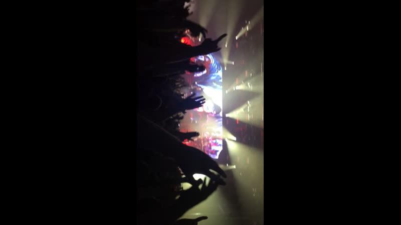 Концерт Powerwolf