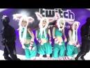 Dota 2 Meepo Dance Disimon cosplayer