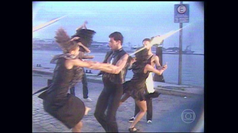 [1280x720] Encontro com Fátima Bernardes Relembre clipes em que Paolla Oliveira e Fátima Bernardes participaram Globoplay