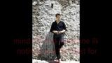 Alain Delon - Someone Like You ( with lyrics, Adele+ Violin Cover J S A )