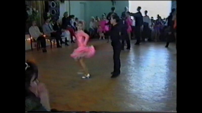 Конкурс на Ашхабадском. Ростов-на-Дону, 1997 г.
