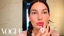 Lily Aldridge Shares Her Pregnancy Beauty Routine   Beauty Secrets   Vogue