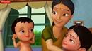 আমার প্রিয় মা I Love My Maa | Bengali Rhymes for Children | Infobells