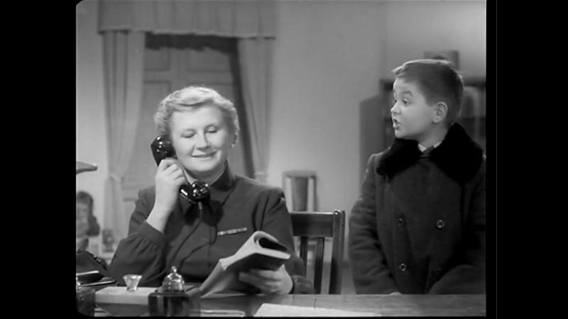 Алёша Птицын вырабатывает характер 1953 г