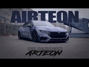 AIRTEON | VW Arteon with AIRLIFT on 21 MB DESIGN WHEELS