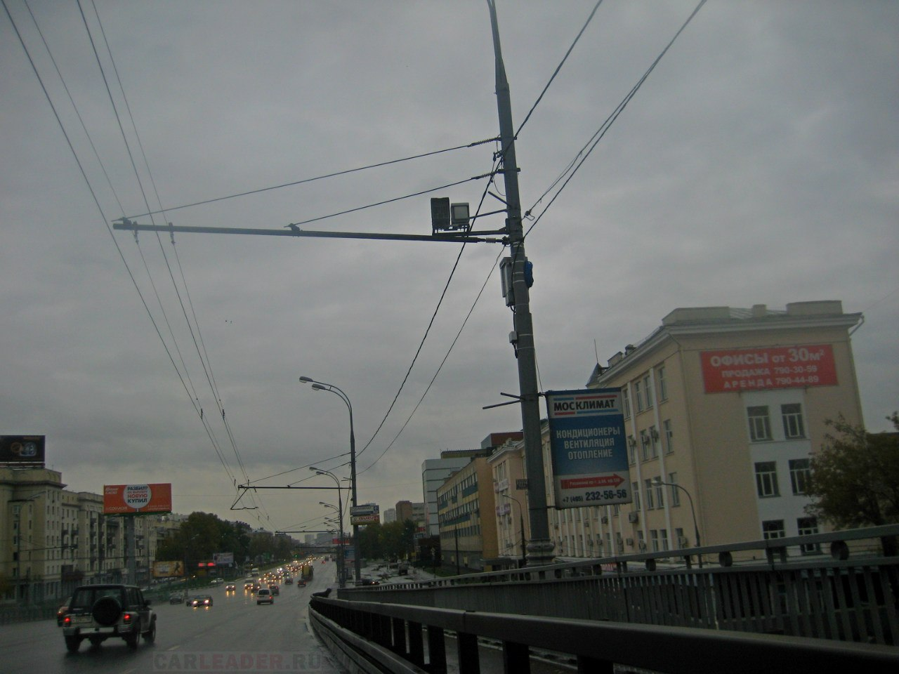 Камера ГИБДД на Рязанском проспекте 6, к.1
