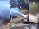 Автоледи за рулем Mercedes устроила аварию в Челябинске