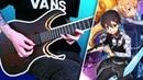 Sword Art Online Alicization - ADAMAS (Full Opening) | Rock Cover