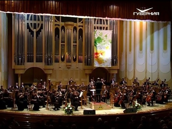 Дирижер Павел Коган преподнес самарским меломанам подарок к Международному дню музыки