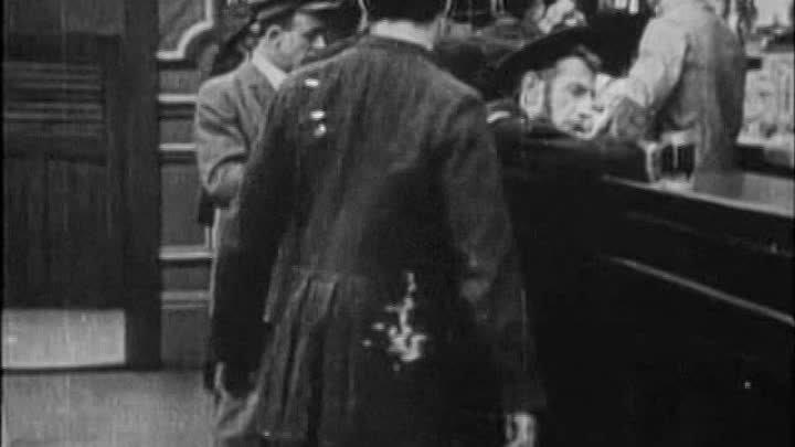 Лицо на полу бара / The Face on the Bar Room Floor [1914]