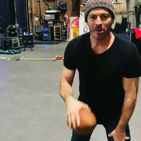"""Harry Connick Jr on Instagram """"whodat game time (show time) prep! @saints whodat tnf"""""""