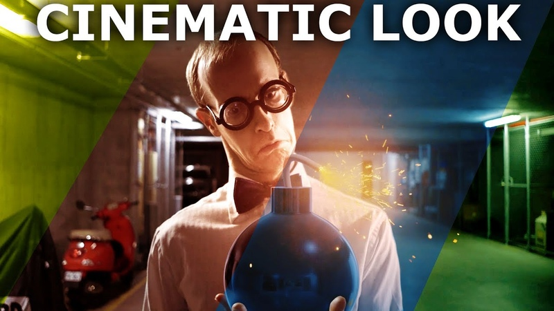 How To Get A Cinematic Look with Lumetri Color in Adobe Premiere Pro