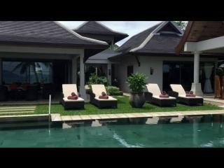 Amazing thai villas_ tour this incredible beachfront vacation home in maenam, ko
