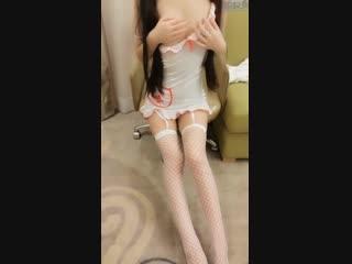 #cherryslave, amateur, solo, masturbation, porn, teen, dildo, webcam, малолетка, няша, asian