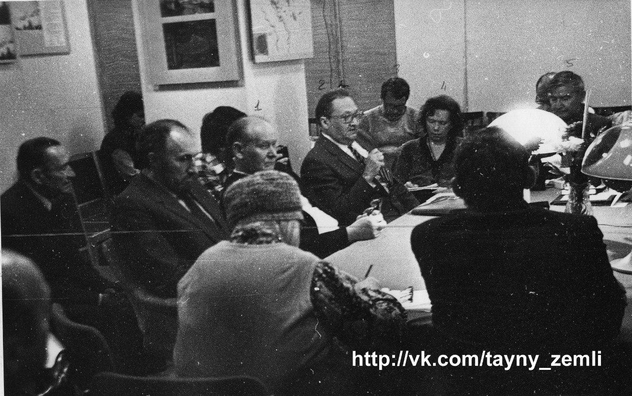 Зал заседаний, 1987г., Петрозаводск
