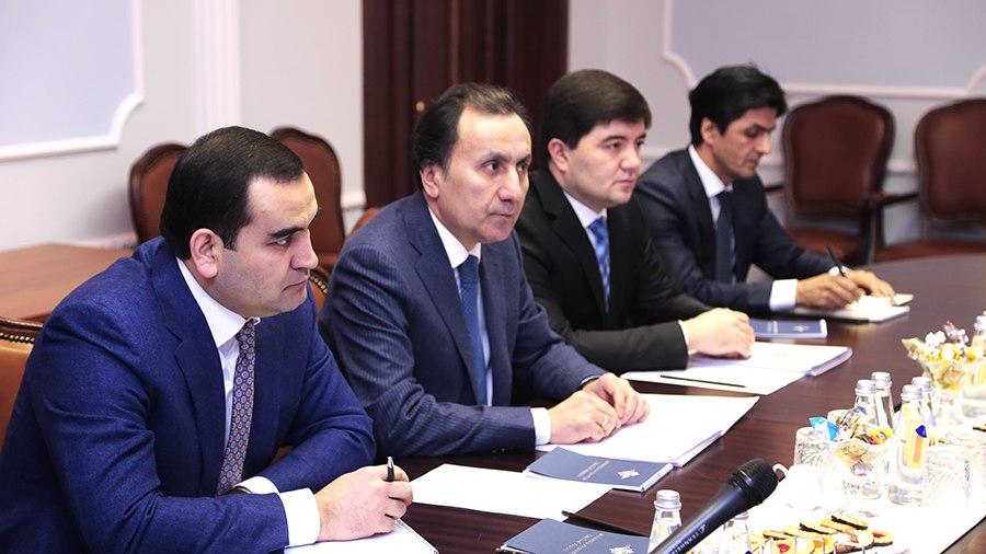 Таджикистан предложил России рассмотреть вопрос о легализации  нелегальных мигрантов