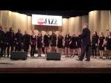 Jazz Friends — Я шагаю по Москве - Gnesin jazz voice