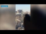 Пытался общаться с инопланетянами: красноярского «террориста» сняли с ЛЭП и передали психиатрам