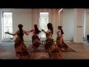 Выступление на БОХО - ярмарке «Богемный BASAR» Танец БОГИНЯ ДУРГА 15.04.2018