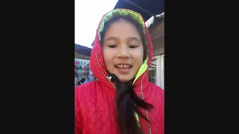 Аружан Айдаркызы - Live