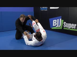Romulo Barral - Inside Reverse De La Riva Hook Sweep
