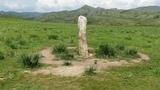 Ах тас Белый камень Akh Tas (White stone)