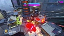 Overwatch Workshop 3rd Person Flight Sim Dogfighting Battle Mode