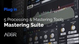 Mastering Suite by Acon Digital - Five Processing &amp Mastering Tools