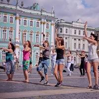 Энергия Танца на Дворцовой площади