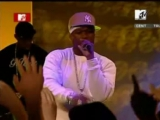 50 Cent - Candy Shop / Disco Inferno / Just A Lil Bit / Outta Control (Live @ TRL Berlin) [2005]