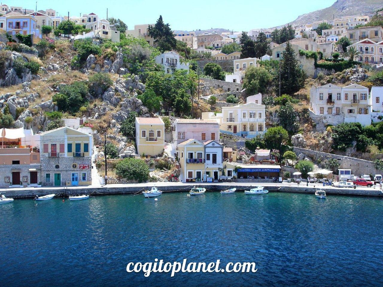 Греция: Остров Родос