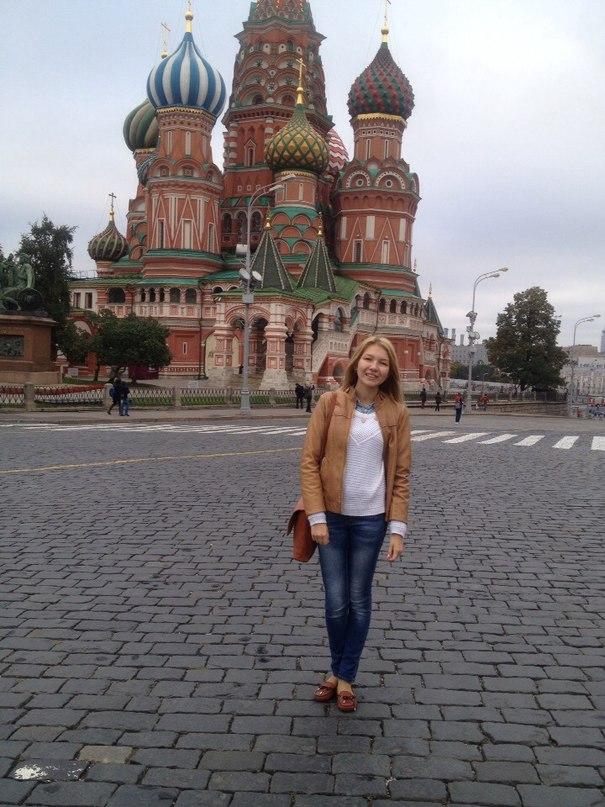 Маргарита Корякина   Москва