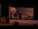 Полина и Юля Моисеевы, танец Куклы-неволяшки, закрытие 2 смены