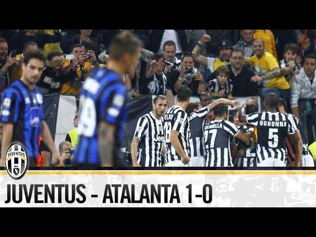Juventus-Atalanta 1-0 5/05/2014 The Highlights