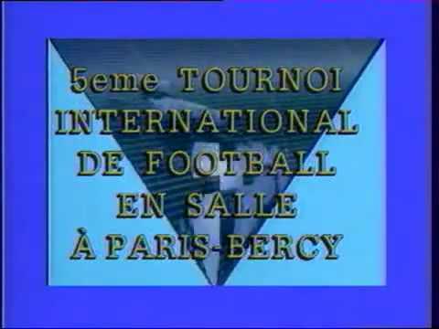 18.01.1988 5e tournoi internacional de football indoor Нант (Франция) - Спартак (Москва) 2:1
