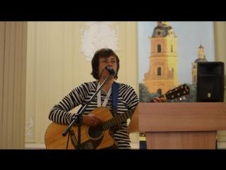 Марина Тихомирова. Байдарка.19.06.2018