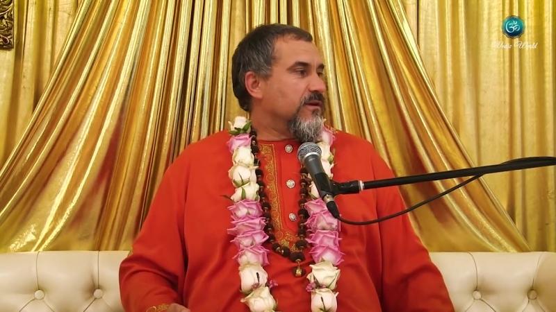 Вера – главное условие продвижения по Пути. Свами Вишнудевананда Гири