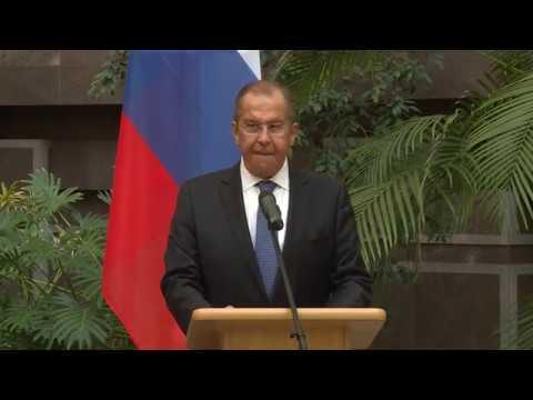 С Лавров на выставке по случаю 190 летия дипломатических отношений между Россией и Грецией
