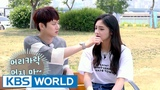Heechul&ampPristins KyulKyungs Everything About Girl Group Dating Life!We Like Zines2017.09.12