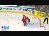 Хоккей Швейцария   Россия   0:5 Обзор Чемпионат Мира 2014