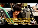 "Lee Min-ho 이민호 phone call ""Kiss the Radio"" KBS 2FM"