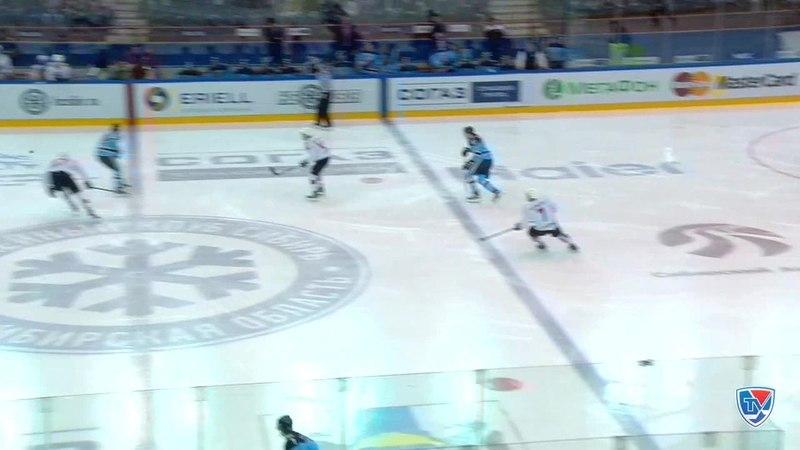 Моменты из матчей КХЛ сезона 14 15 Удаление Шалунов Максим Сибирь удален на 2 минуты за подножку 18 02