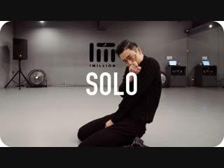 1Million dance studio Solo - Jennie / Gosh Choreography